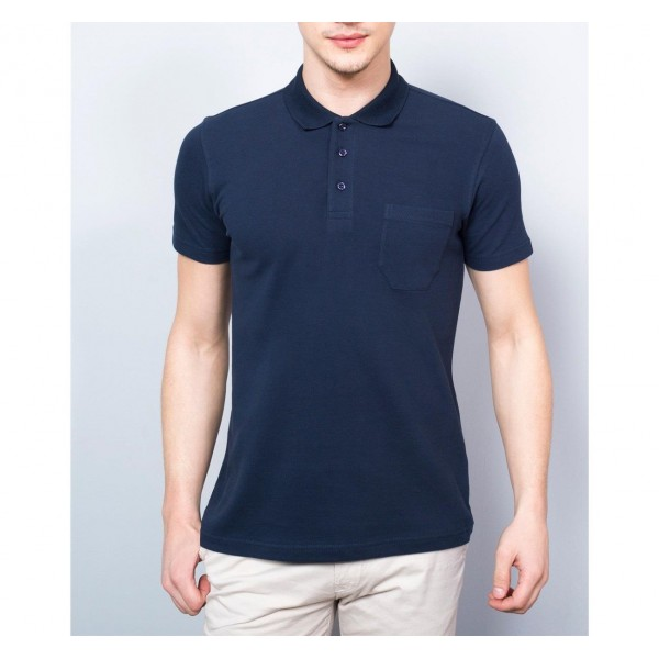 fashion-friends-cepli-polo-yaka-t-shirt-lacivert