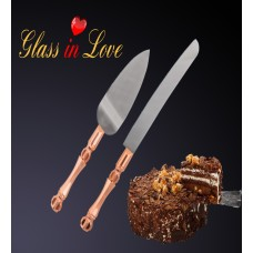 Glass İn Love Pasta Servis Seti
